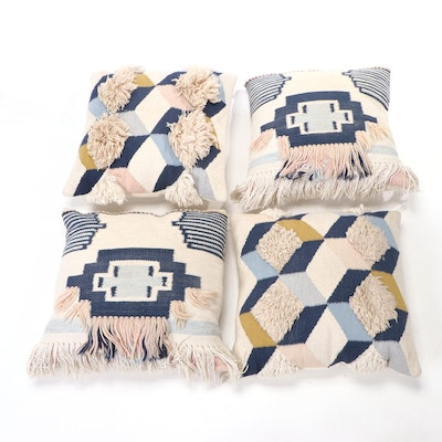 Magnolia Home by Joanna Gaines Pendant Fringe Accent Pillows