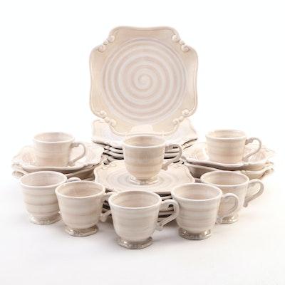 "Gibson Designs ""Duomo"" Ceramic Dinnerware, 2001–2003"