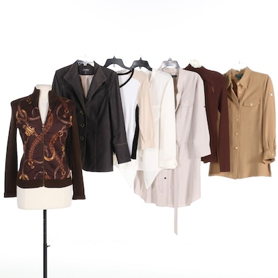 Ralph Lauren and Other Women's Tops and Jackets