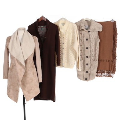 Ralph Lauren, Ruehl, and More Jackets, Cardigans, Sweaters, Vest and More