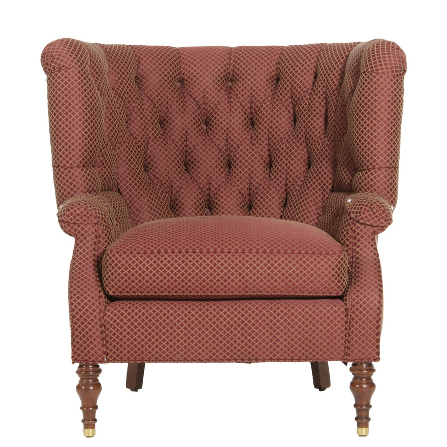 Harden Upholstered Wing Chair