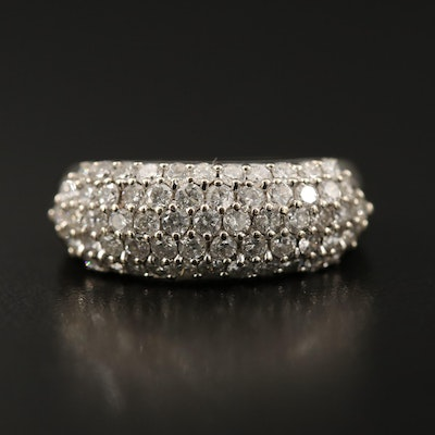 14K 1.32 CTW Diamond Ring