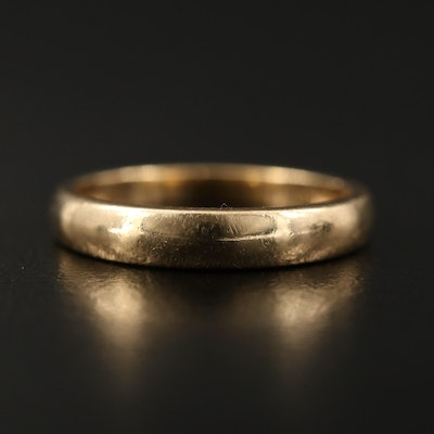 14K Tapered Band