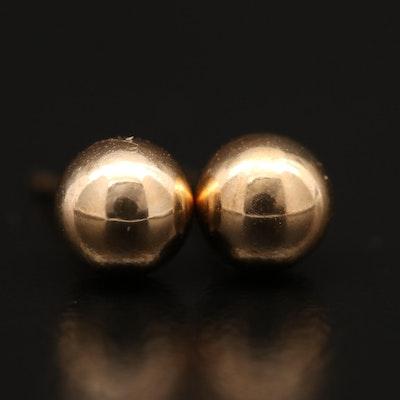 10K Stud Earrings