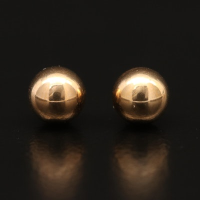 10K Stud Earrings