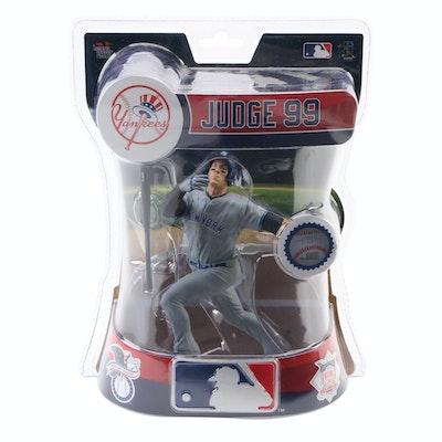 Aaron Judge New York Yankees Action Figure Number 55