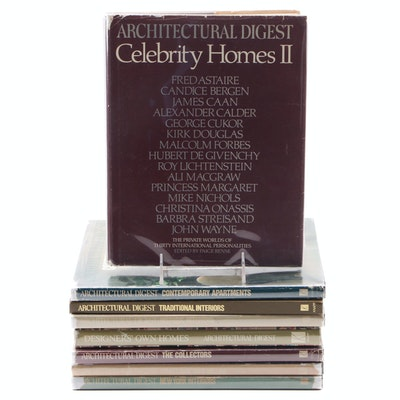"First Editions ""The Worlds of Architectural Digest,"" 1979–1984"