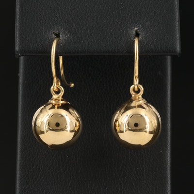 Roberto Coin 18K Dangle Earrings