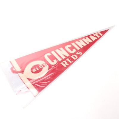 Cincinnati Reds Pennant, 1930s