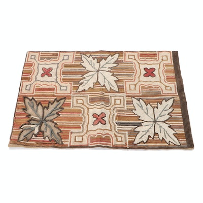 Beauvais Hand Hooked Cotton Throw Rug
