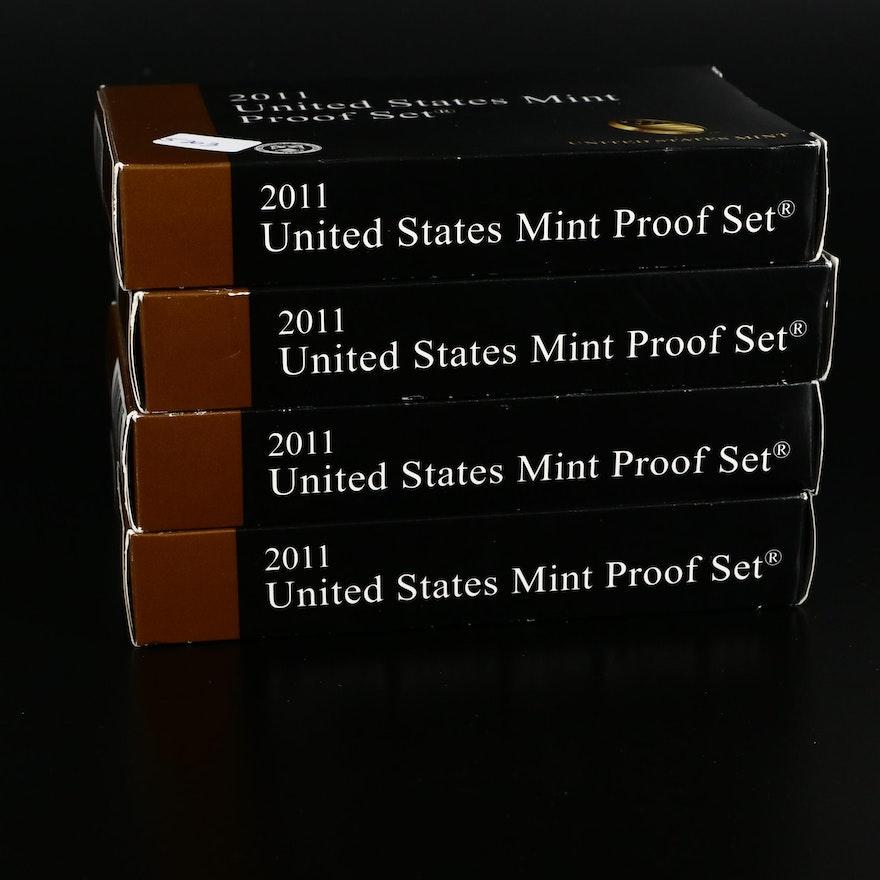 US Mint Proof Sets, 2011
