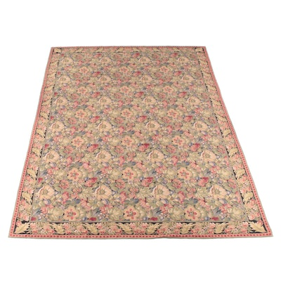 10'1 x 13'10 Handwoven Stark Carpets Aubusson Wool Rug
