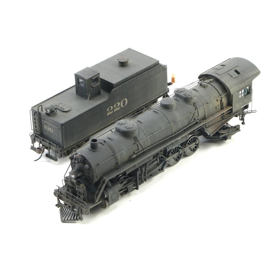 Bachman Spectrum Locomotive and Tender