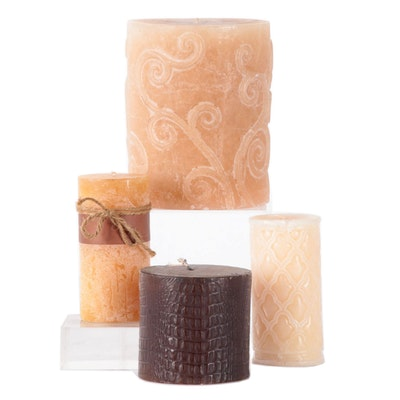 Heaventree, Capri and Other Textured Candles