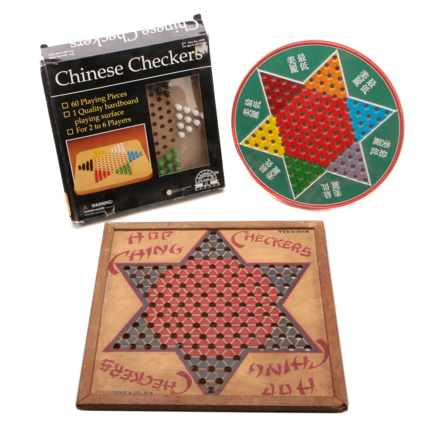 Chinese Checkers Board Games