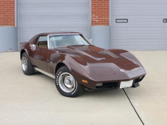 Coins & A Corvette