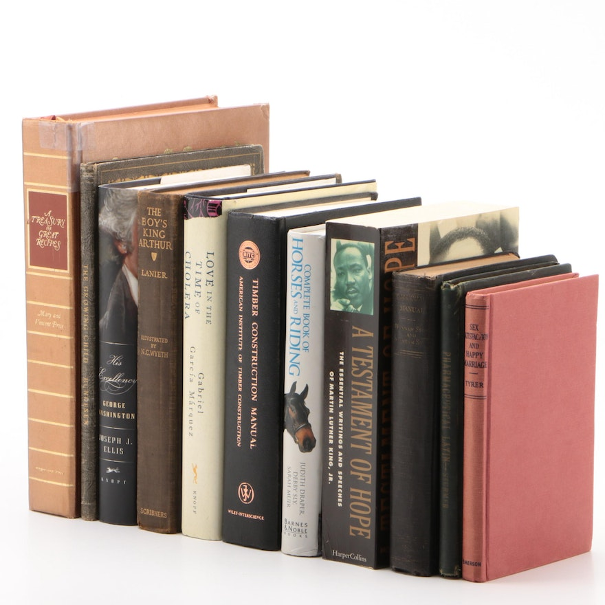 Nonfiction Books on Education, Hobbies, History with Historical Fiction Novels
