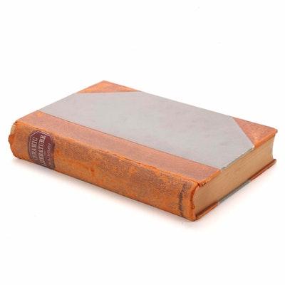 """Ceramic Literature: An Analytical Index..."" M.L Solon, 1910"