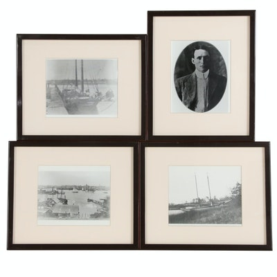Silver Gelatin Photographs of Maritime Subjects, Late 20th Century