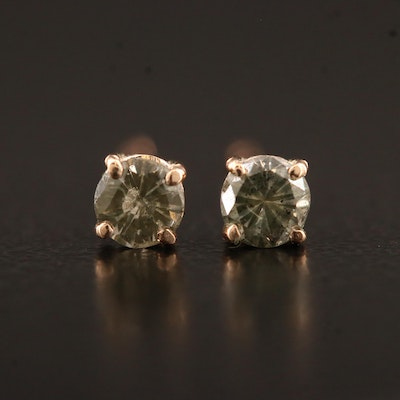 14K 0.26 CTW Diamond Stud Earrings