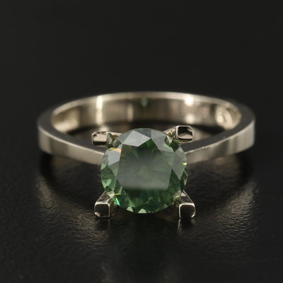 14K 1.98 CTW Diamond Solitaire Ring