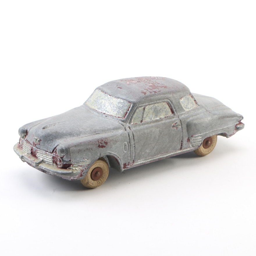 "National Products Studebaker ""Starlight Coupe"" Model Toy Car, 1948"