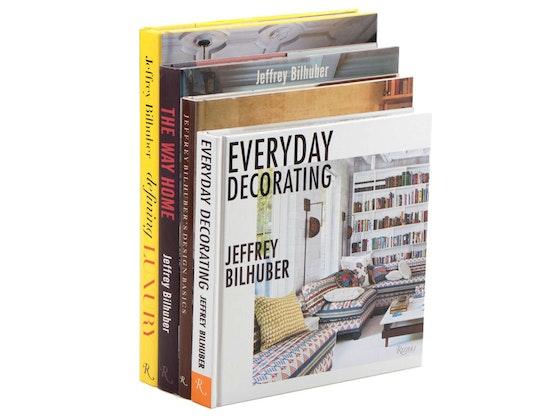 Jeffrey Bilhuber Design Resource Library & Antique Books