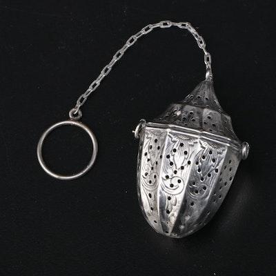 Webster Sterling Silver Tea Diffuser