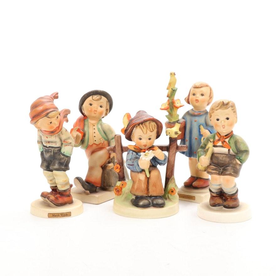 "Goebel ""Congratulations"" and Other Porcelain Hummel Figurines, 1960–1972"