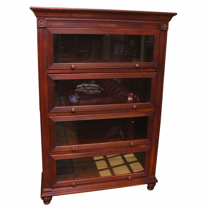 Ethan Allen Barrister Bookcase