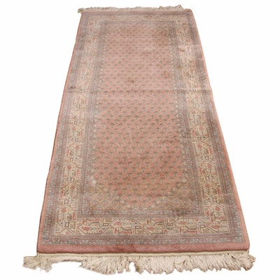 2'6 x 6'4 Pande Cameron New York Hand-Knotted Indo-Persian Carpet Runner