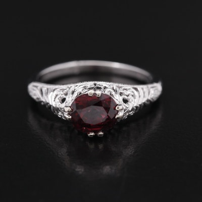Beverly K 14K Ruby Ring