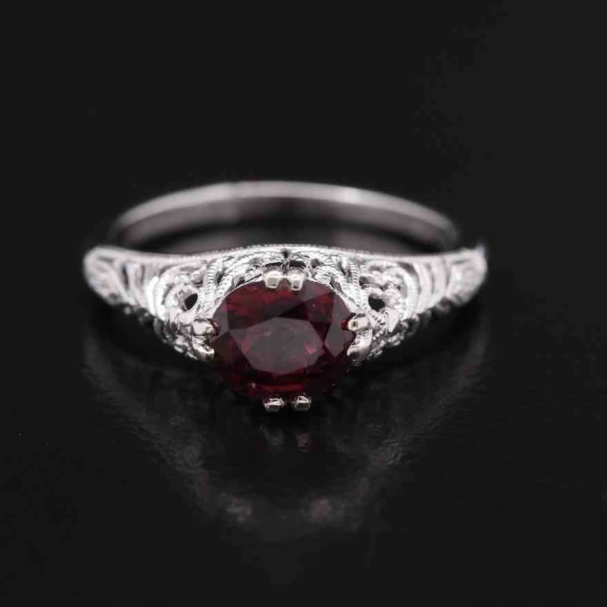 Beverly K 14K Ruby Ring