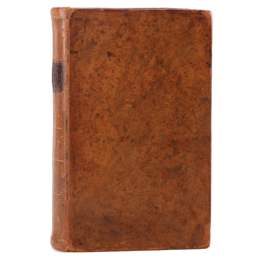 """First Edition """"The American Gazetteer"""" by Jedidiah Morse, 1797"""