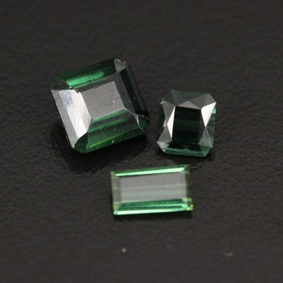 Loose 4.38 CTW Tourmalines