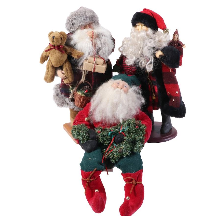 Santa Christmas Table Decorations