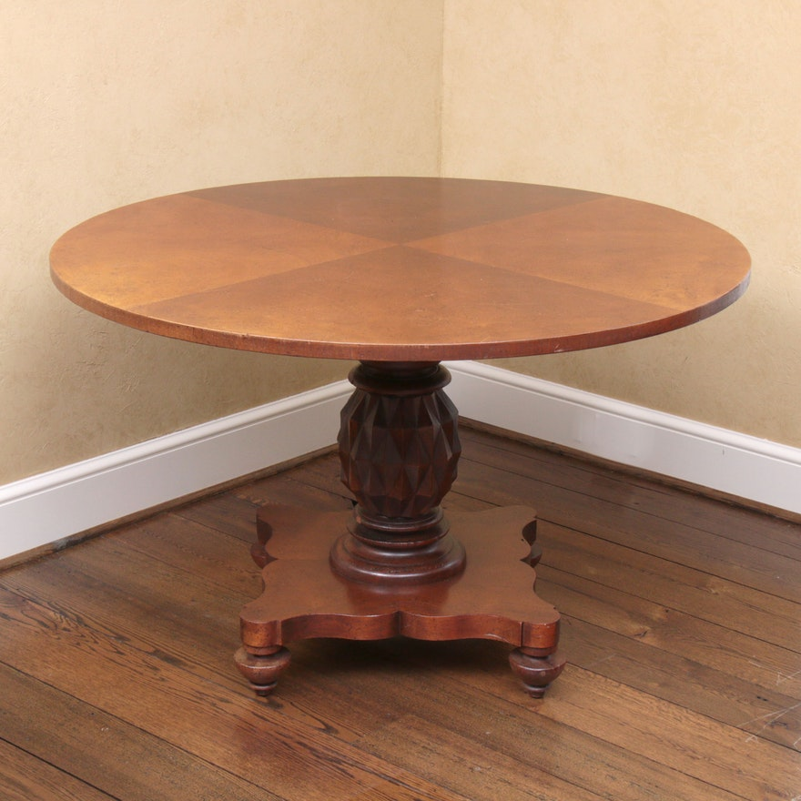 Baker's Milling Road Collection Pedestal Dinning Table