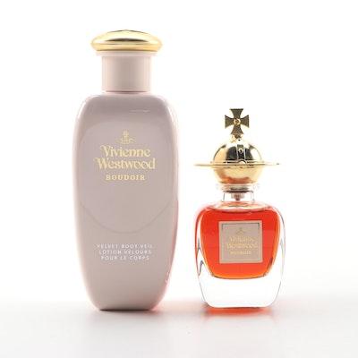 "Vivienne Westwood ""Boudoir"" Perfume and Body Lotion Set"