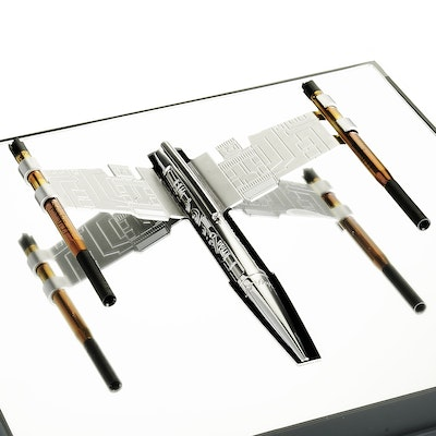 """S.T. Dupont """"Star Wars"""" Defi X-Wing Collectible Special Edition Ballpoint Pen"""
