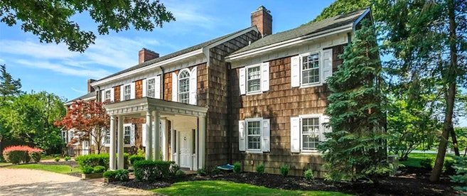 Featured Estate: Marko Family, Evangel Christian Center Retreat, Long Island