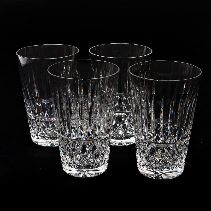 "Waterford Crystal ""Maeve"" Tumblers"