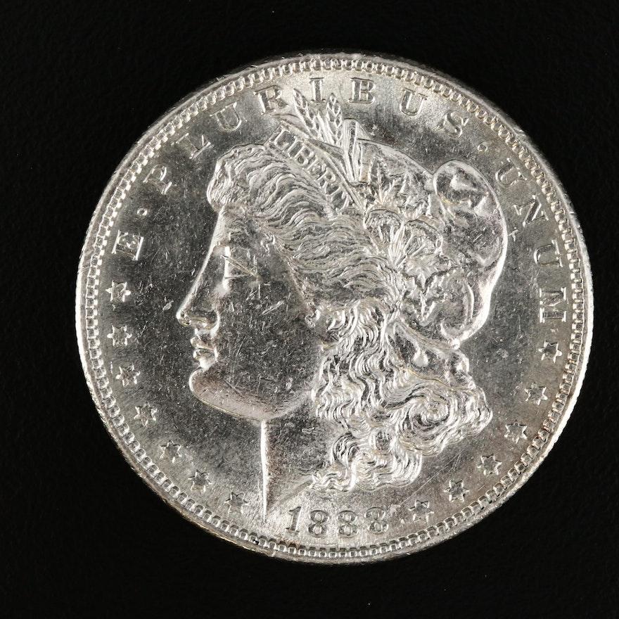 Low Mintage Better Date 1888-S Morgan Silver Dollar