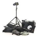 Alien Bees 320 WS B800 Pro Photoflash, Lumon Pro Light Stands, Tripods and More