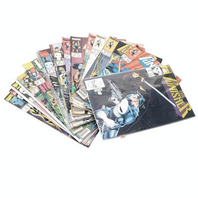 """The Punisher"" Comics"