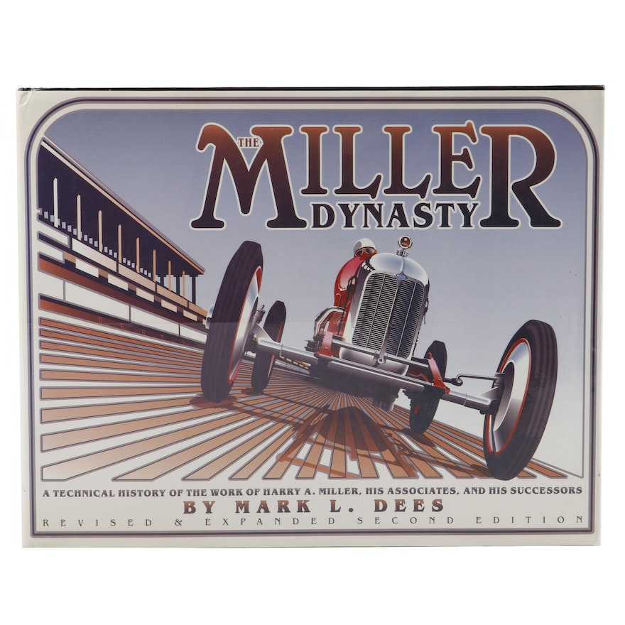 """Expanded Second Edition """"The Miller Dynasty"""" by Mark L. Dees, 1994"""