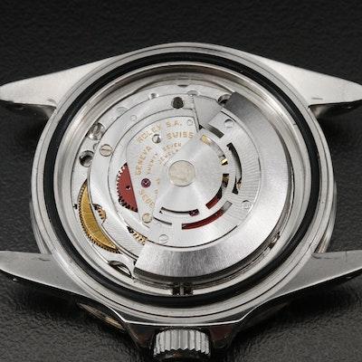 "1984 Rolex ""Submariner"" Stainless Steel Automatic Wristwatch"