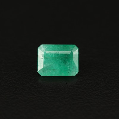 Loose 1.95 CT Emerald