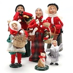 "Byers' Choice Ltd. ""The Carolers"" Figurines"