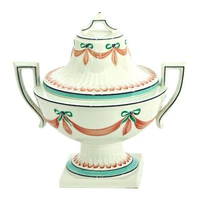 """Villeroy & Boch """"Josephine"""" Limited Edition Porcelain Urn, 1998"""