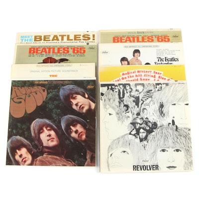 The Beatles Vinyl Records
